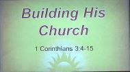 1021 Building His Church
