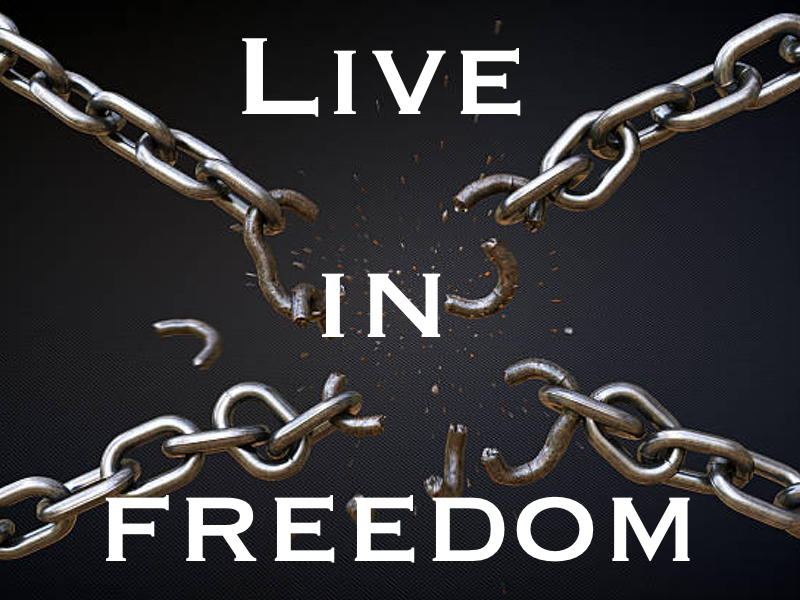 Discovering True Freedom in Jesus