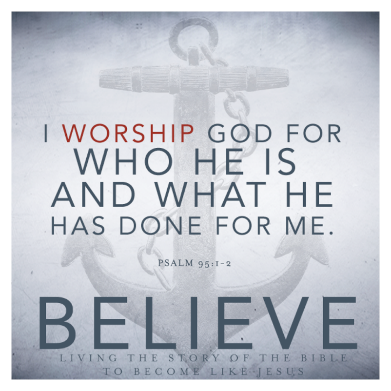 Believe Chapter 11 Worship