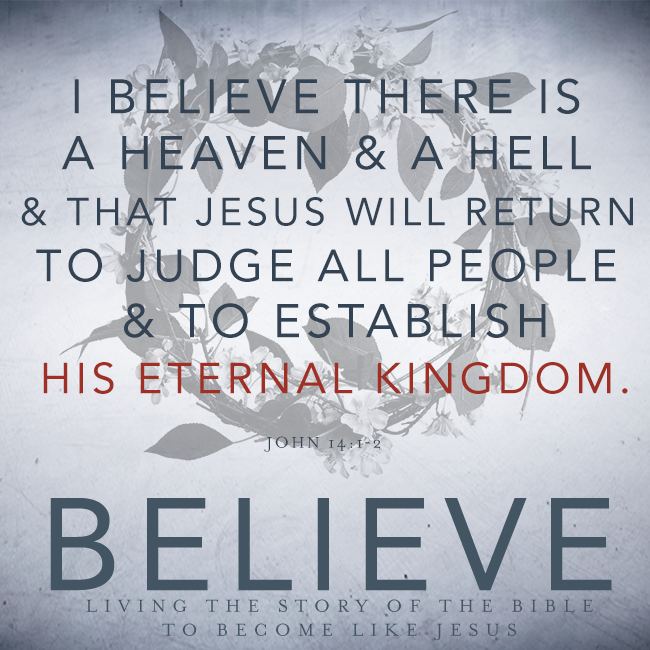 Believe, Chapter 10: Eternity
