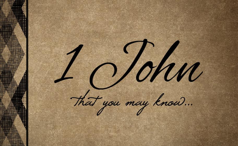 1 John Series - Lesson 2