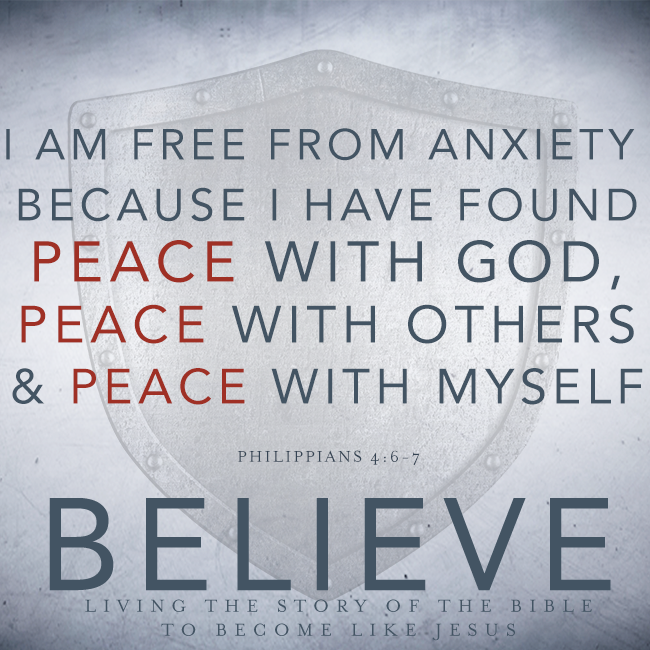 Believe Chapter 23: Peace