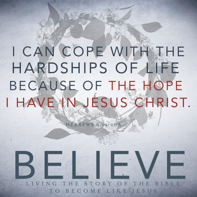Believe Chapter 25: Hope