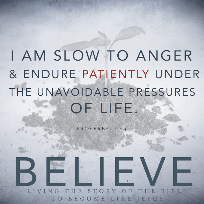 Believe Chapter 26 Patience