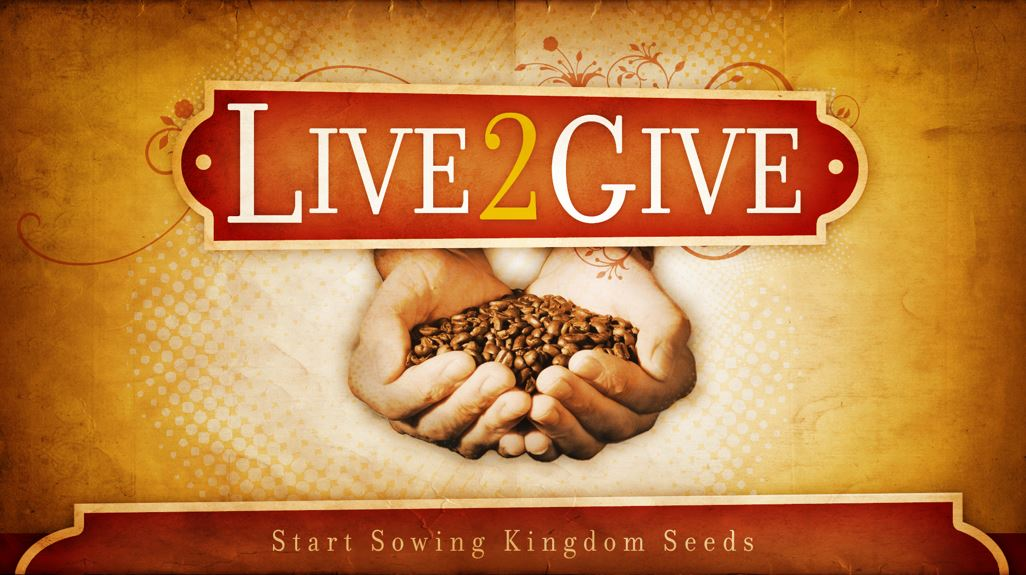 Live 2 Give