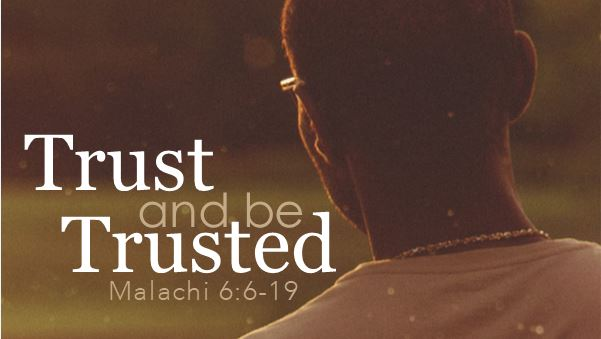 Trust and Be Trusted