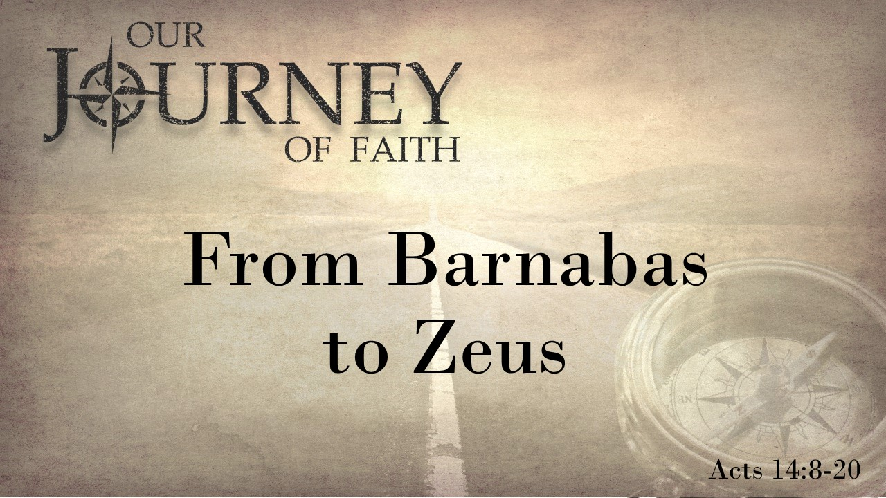 From Barnabas to Zeus