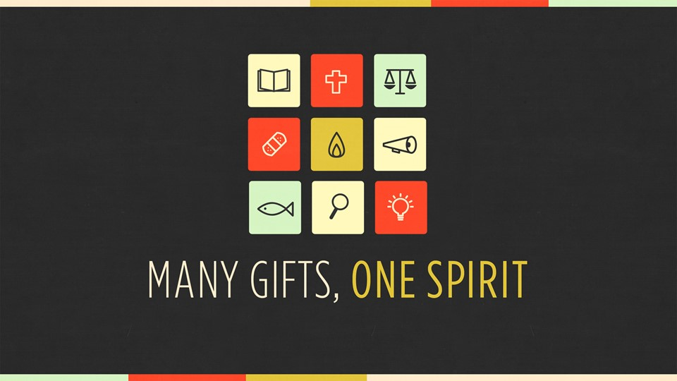 Many Gifts One Spirit