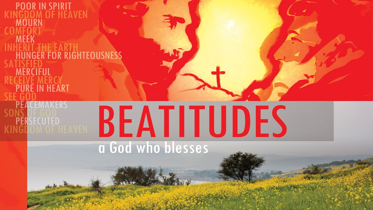 Beatitudes a God who blesses