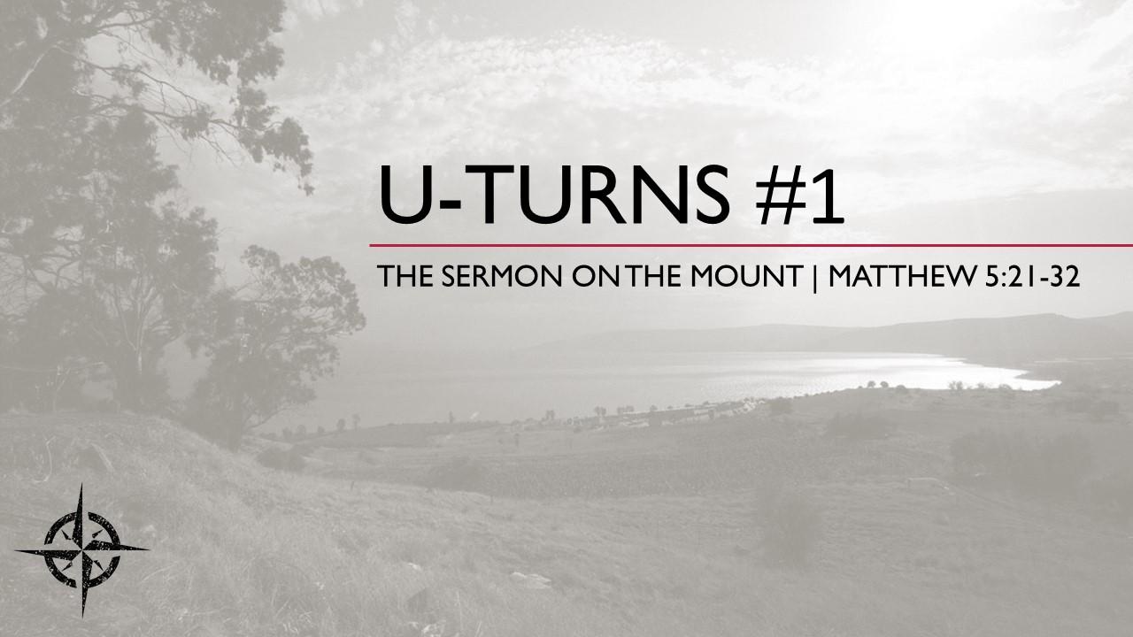 U-Turns #1