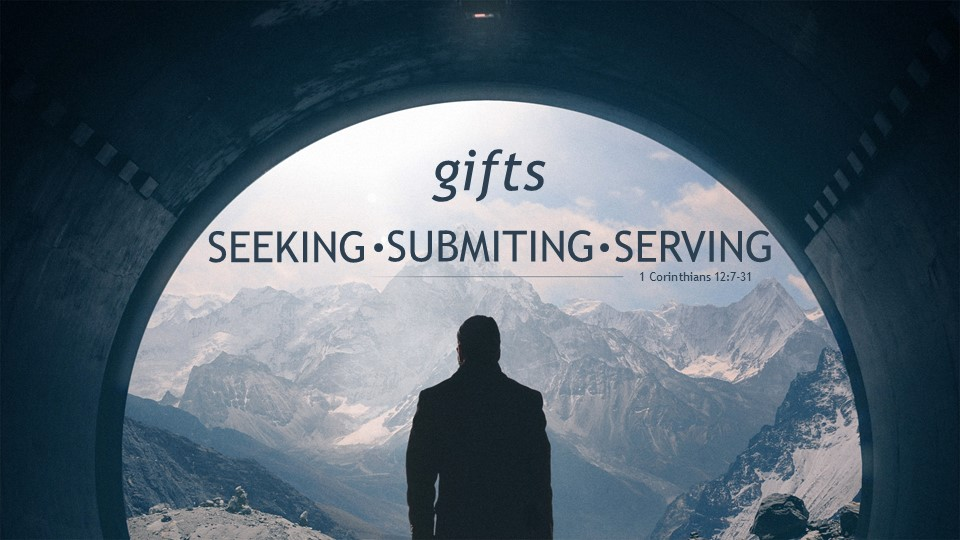 Seeking, Submitting, Serving