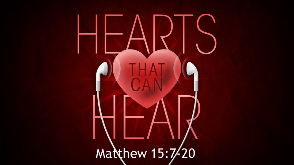 Hearts That Can Hear