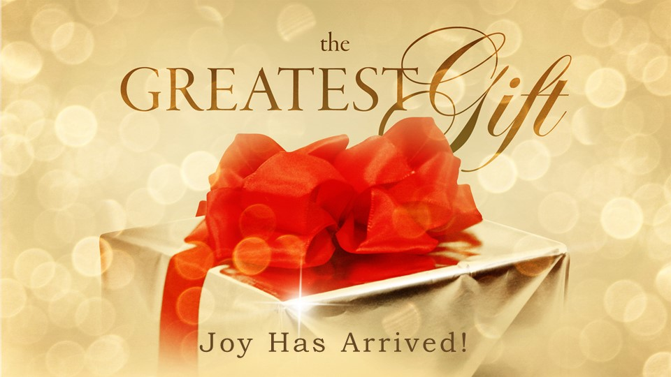 The Gift of Joy