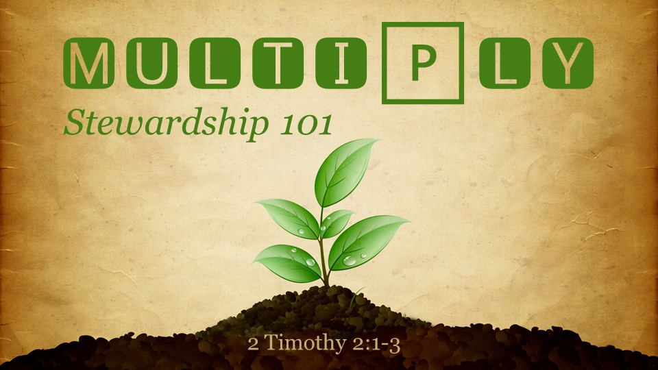 Multiply  Stewardship 101