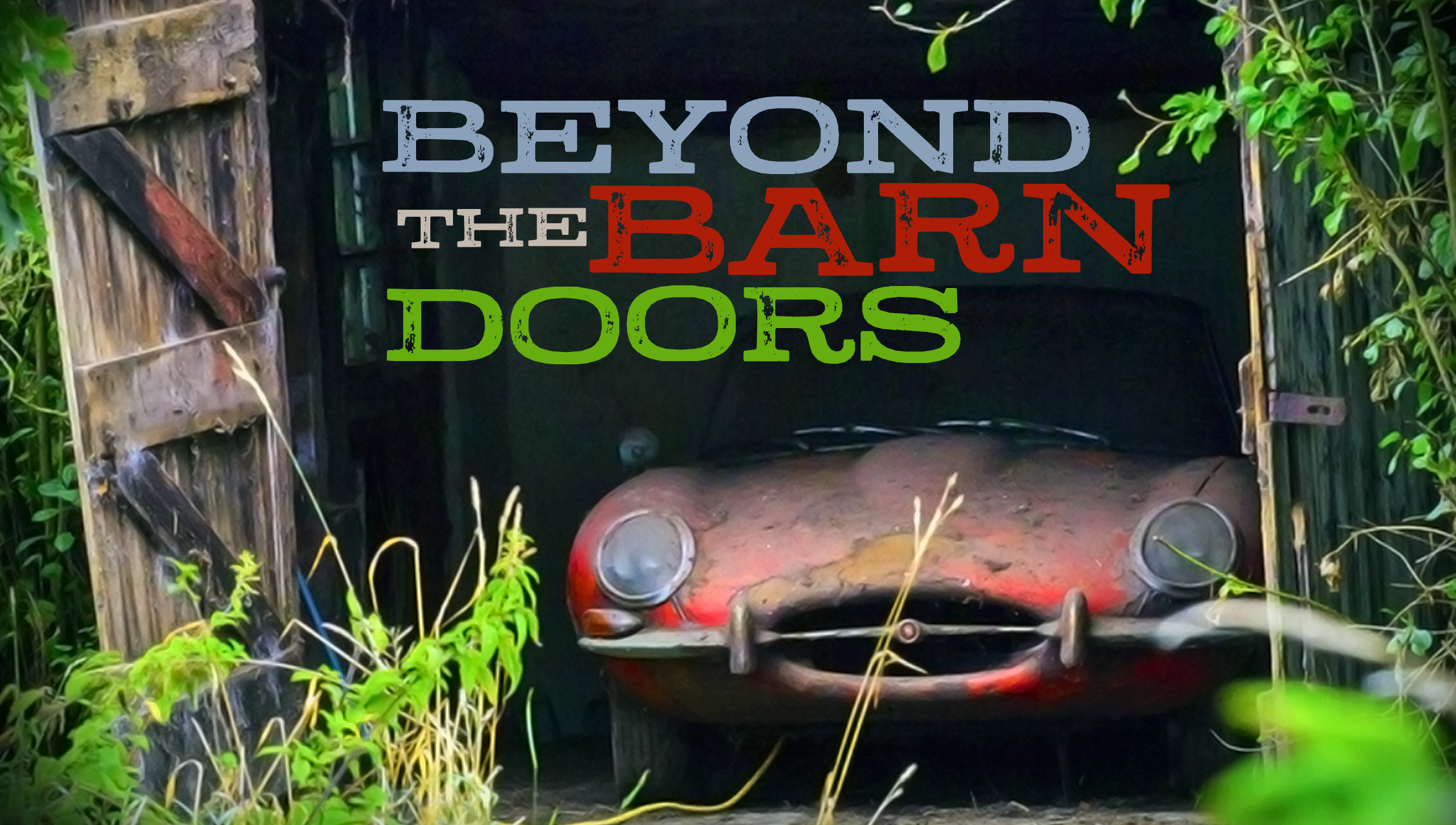 Beyond the Barn Doors