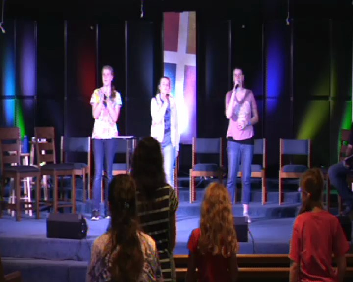 Saturday Night Worship  8/12/2017 6:45 PM