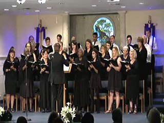 """Easter Cantata """"Known By The Scars"""""""