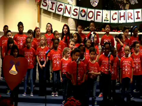 CRCA 1,2,3 Grade Musical 12/8/2016 7:00 PM