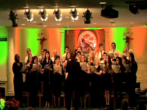 Christmas Cantata 12/18/2016 6:00 PM