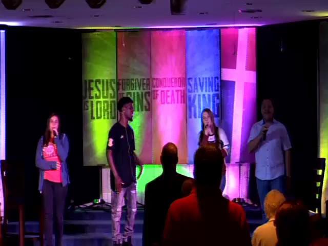 First 2.0 Worship Part 1 2/11/2017 7:00 PM