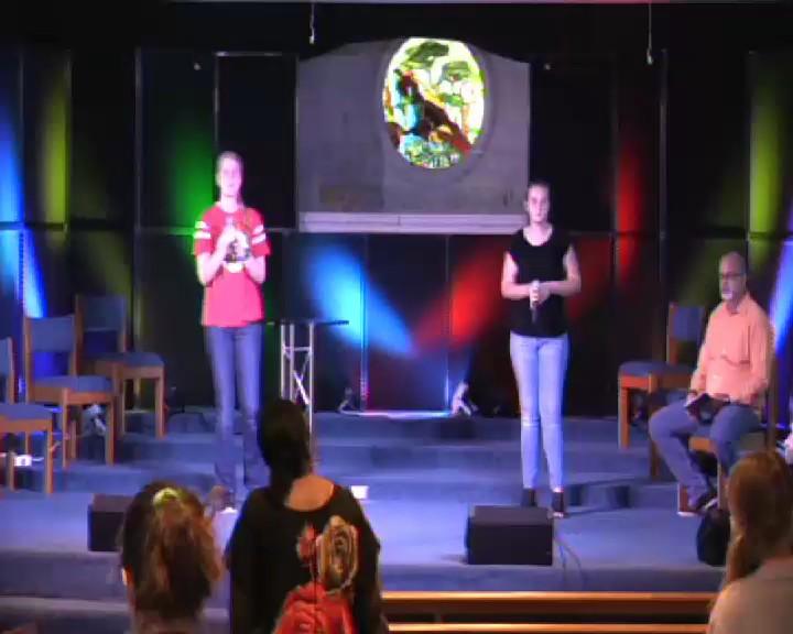 Saturday Night Worship 8/19/2017  6:45 PM