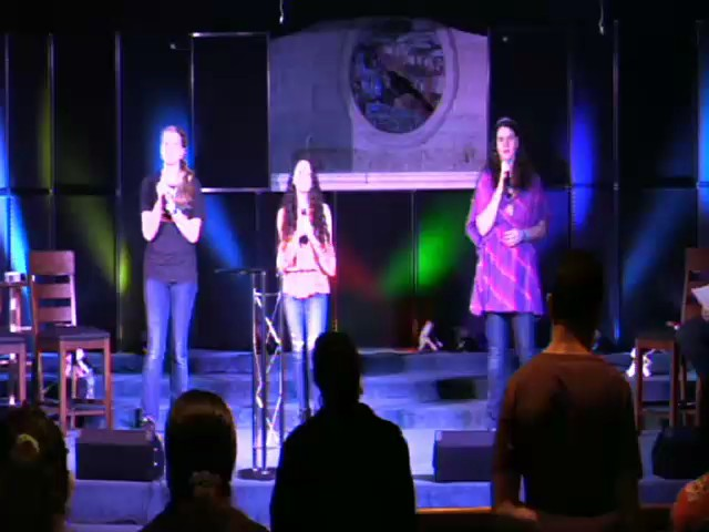 Saturday Night Worship 8/26/2017 6:45 PM