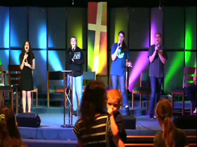 Saturday Night Worship 9/23/2017 6:45 PM