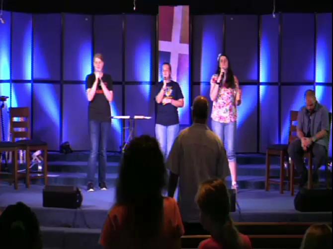 Saturday Night Worship  10/7/2017 6:45 PM