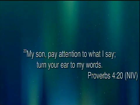 Keep Your Eyes On The Word
