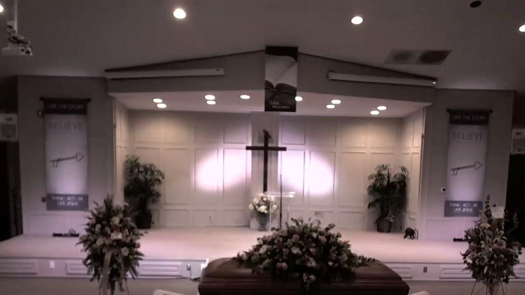 Omega Brandon Funeral