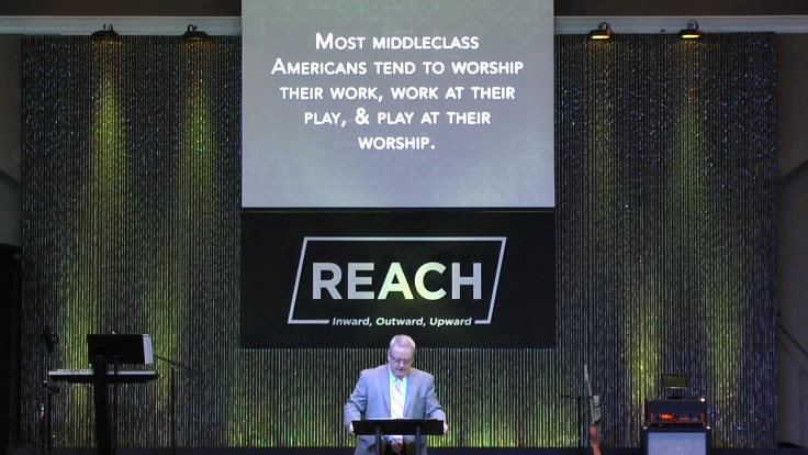 Reach Upward - What is Genuine Worship?
