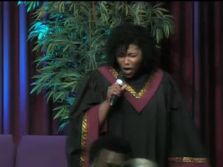 Pentecost Worship Service