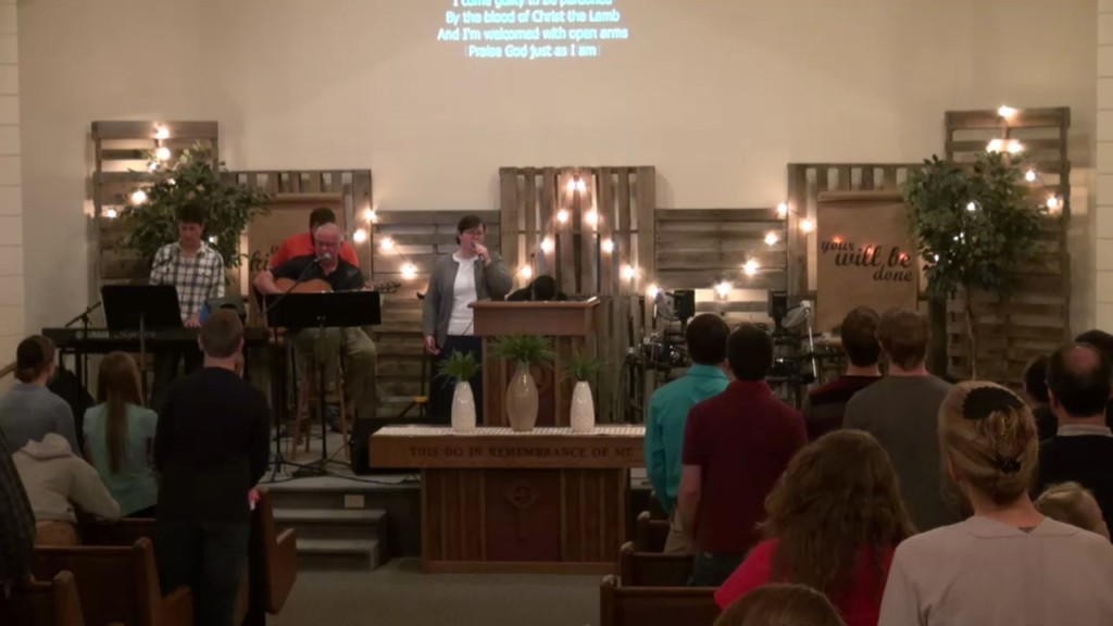 Worship and Sermon