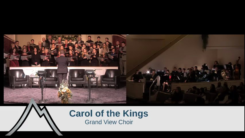Carol of the Kings Christmas Program
