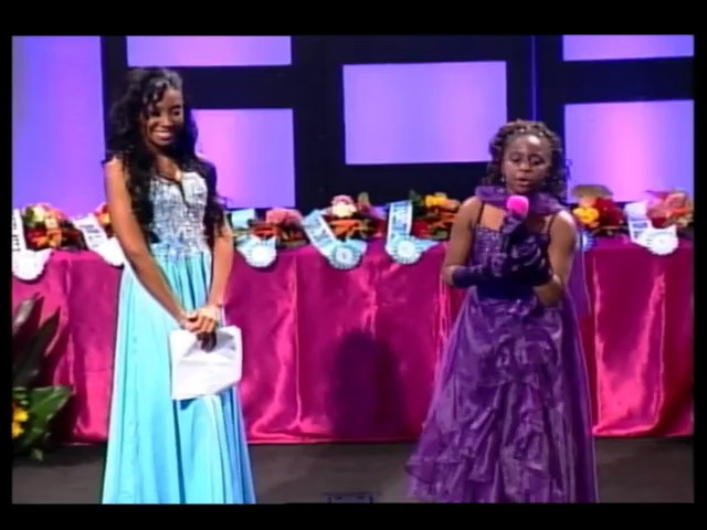 2015 DODI Mother Daughter Pageant