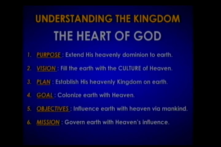 Understanding The Kingdom