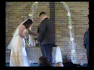 0603 Wedding of Elijah  Stephanie Crigger