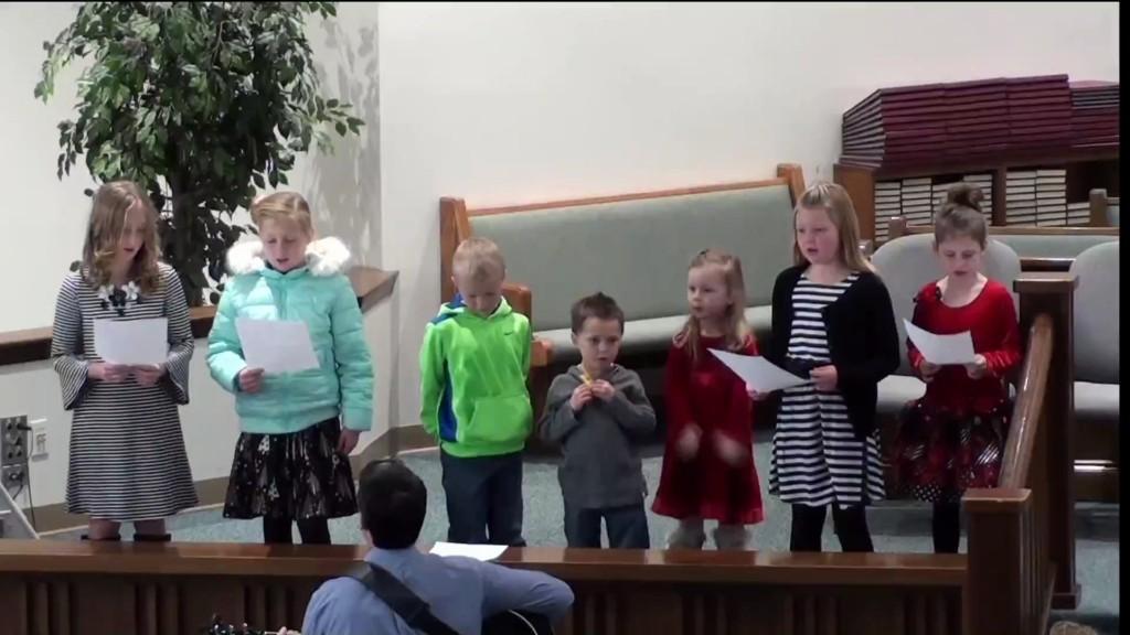 Childrens Choir 12/11/2016 7:04:00 AM