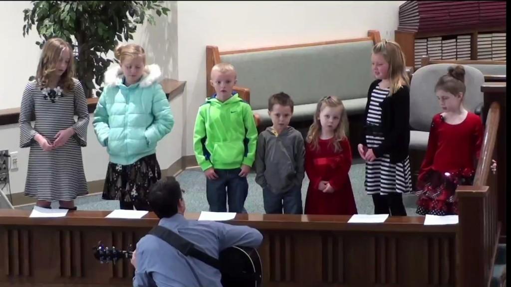 Childrens Choir 12/11/2016 7:05:26 AM