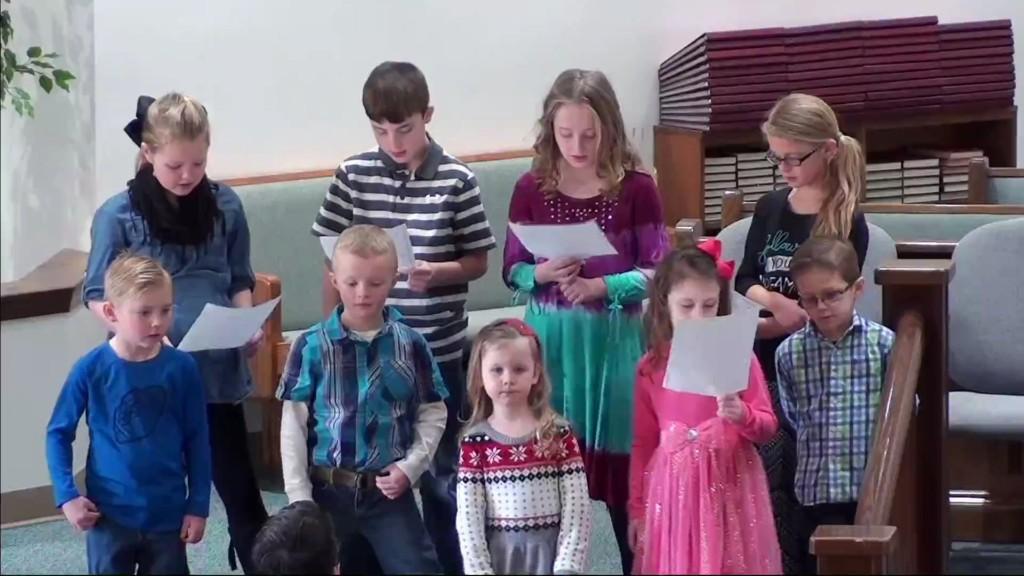 Childrens Choir 2/5/2017 7:02:45 AM