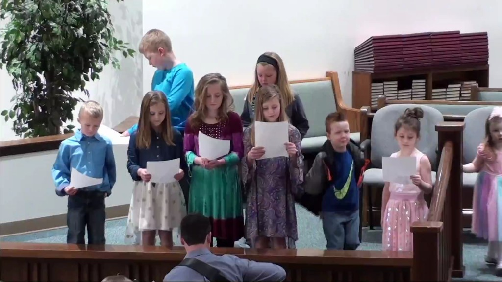 Childrens Choir 2/12/2017 7:04:47 AM