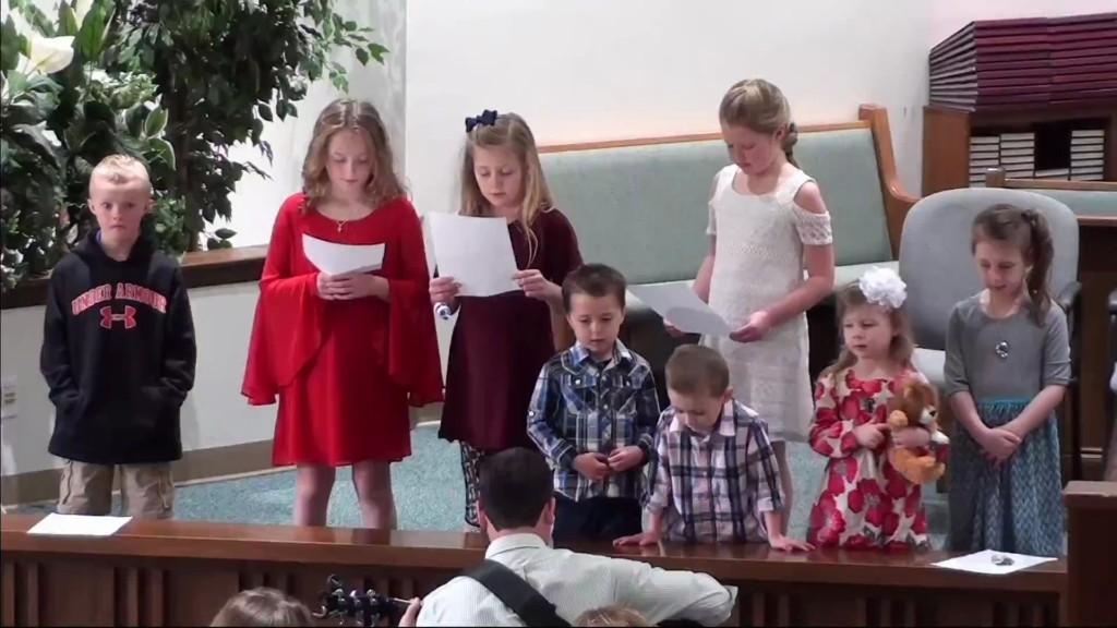 Childrens Choir 2/19/2017 7:03:46 AM