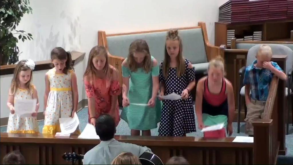 Children's Choir 6/4/2017 7:03:52 AM