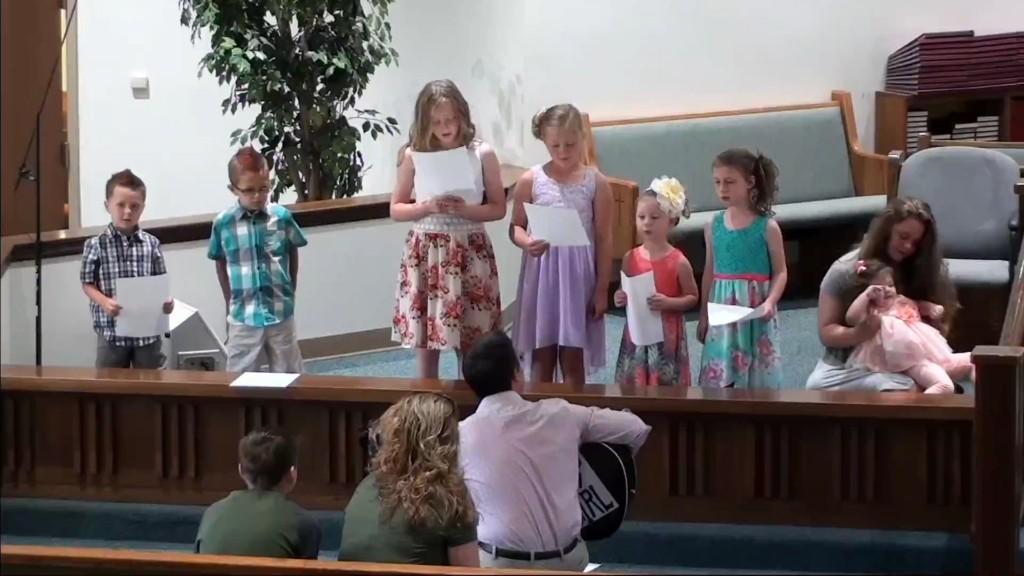 Children's Choir  6/11/2017 7:04:02 AM