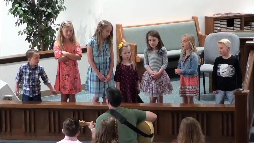 Sunday School Choir 9/3/2017 7:04:55 AM