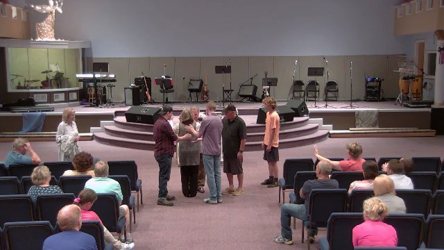 Miracle & Healing Service 8-19-16