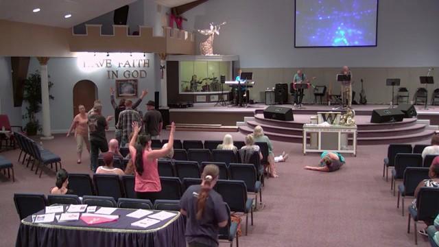 Miracle & Healing Service 9-23-16
