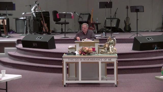 Bible College YR 3 10-27-16