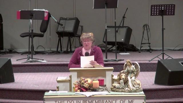Bible College YR.3 11-10-16