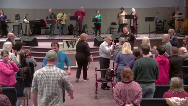 FCC Miracle and Healing Service 2/4/17